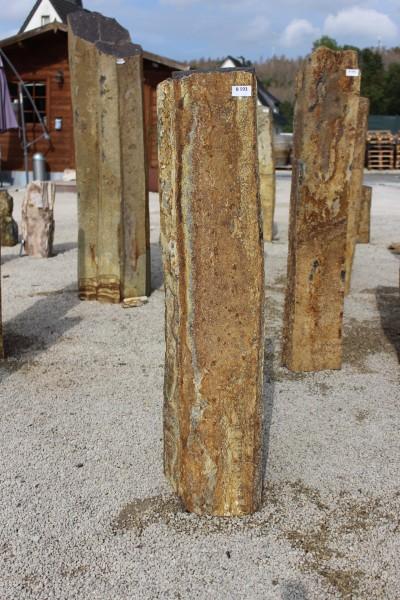 Basaltsäule ca. 24x16x117cm