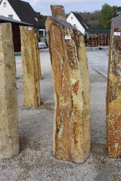 Basaltsäule ca. 30x20x125cm