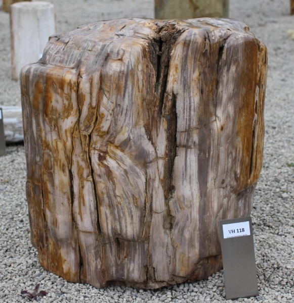 Versteinertes Holz ca. 42x24x47cm