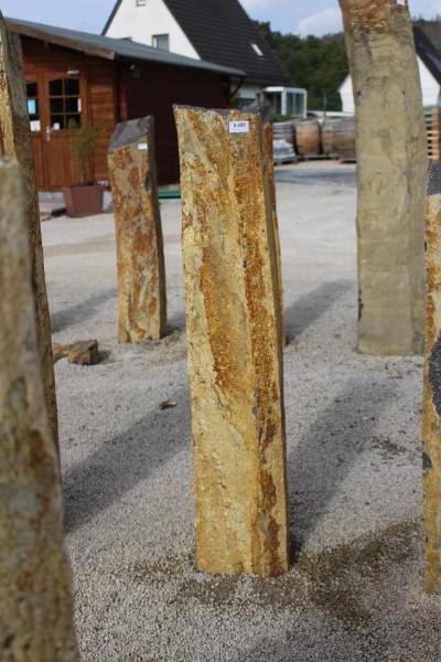 Basaltsäule ca. 24x20x126cm