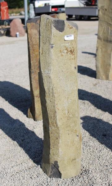Basaltsäule ca. 20x16x86cm