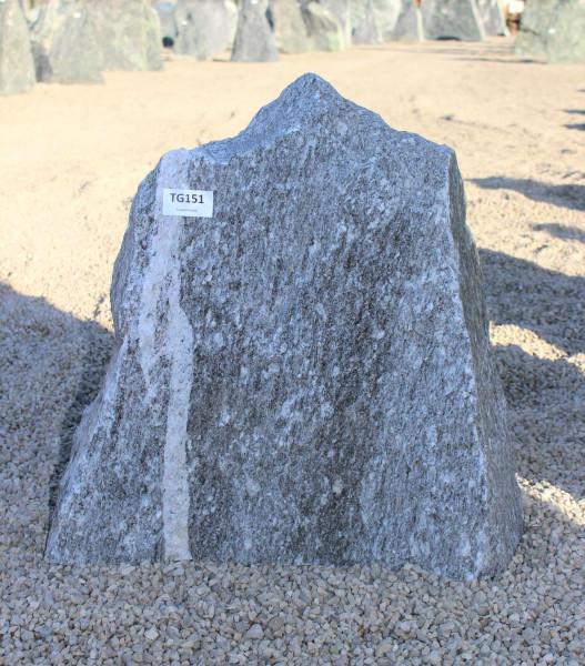 Tauern Grau ca. 48x12x48cm