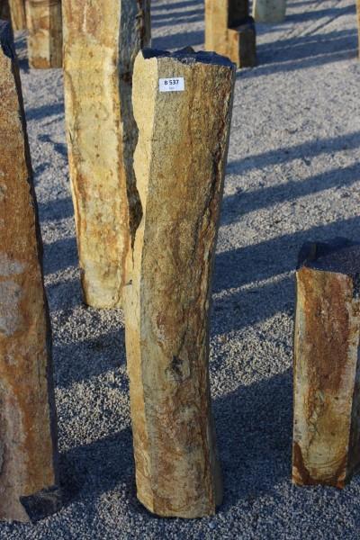 Basaltsäule ca. 18x14x112cm
