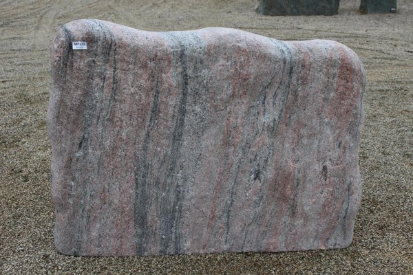 Mystery Pink spaltgebrannt ca. 120x18x90cm
