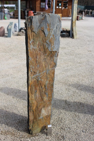 Buntschiefer ca. 35x15x145cm