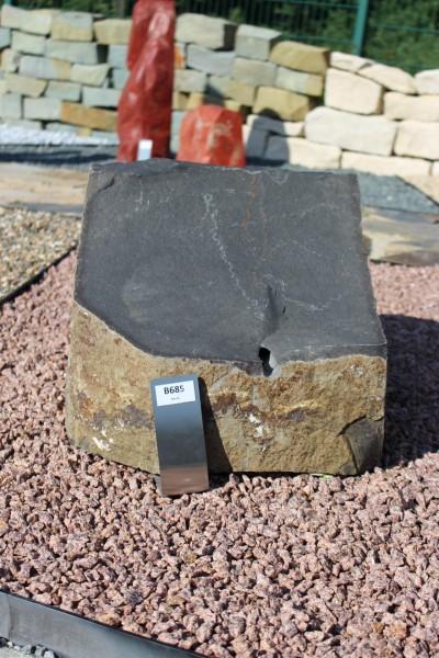 Basaltsäule ca. 58x42x35cm
