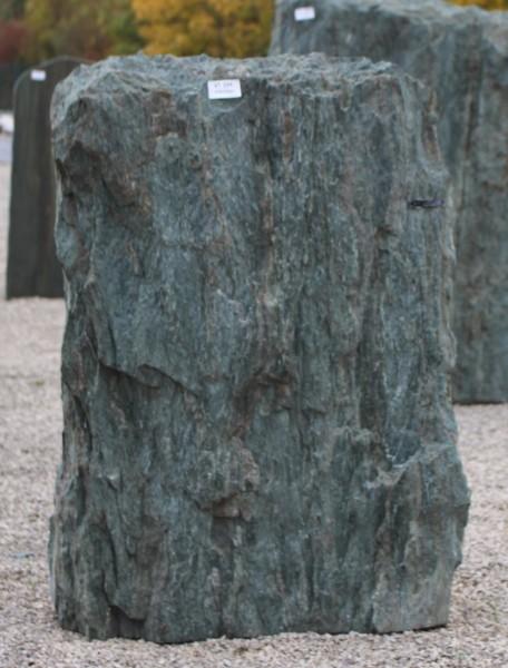 Verde Trofano gespalten_55x16x88cm