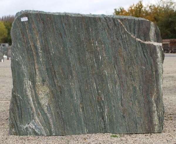 Felsen aus Verde Trofano 110x14x90cm