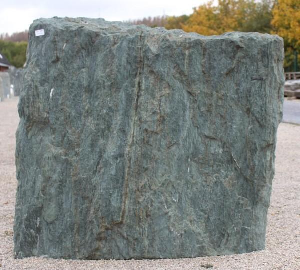 Verde Trofano gespalten_120x20x110cm