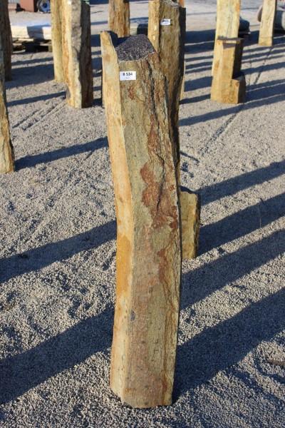 Basaltsäule ca. 18x14x130cm