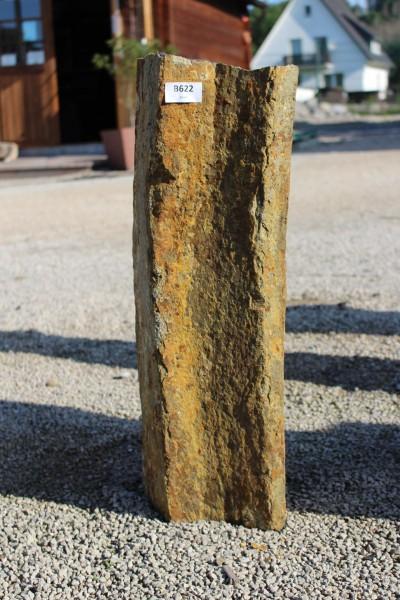 Basaltsäule ca. 21x20x65cm