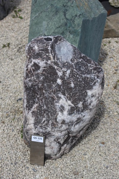 Quellstein Findling ca. 30x40x52cm