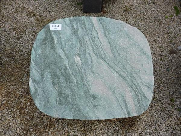 Liegestein aus Atlantis 50x40x12 cm gebr./gesp.