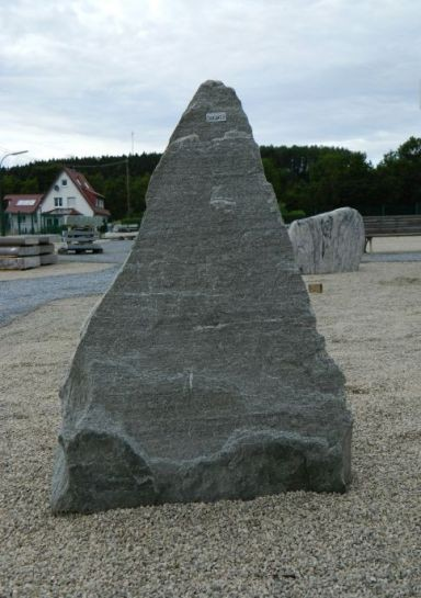 Felsen aus Verde Elegante spaltrau 70x19x100cm