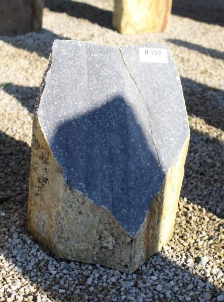 Basaltsäule ca. 23x20x32cm