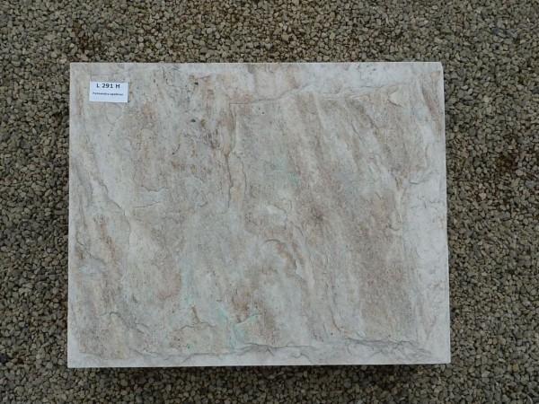 Palisandro spaltrau_48x38x12cm