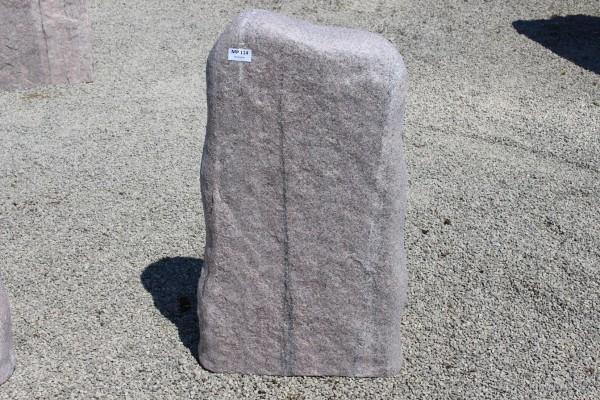 Mystery Pink spaltgebrannt ca. 50x15/18x90cm