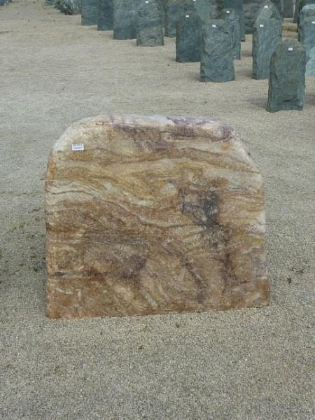 Odenwald Quarz ca. 100x14x90cm