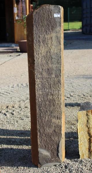 Basaltsäule ca. 31x30x140cm